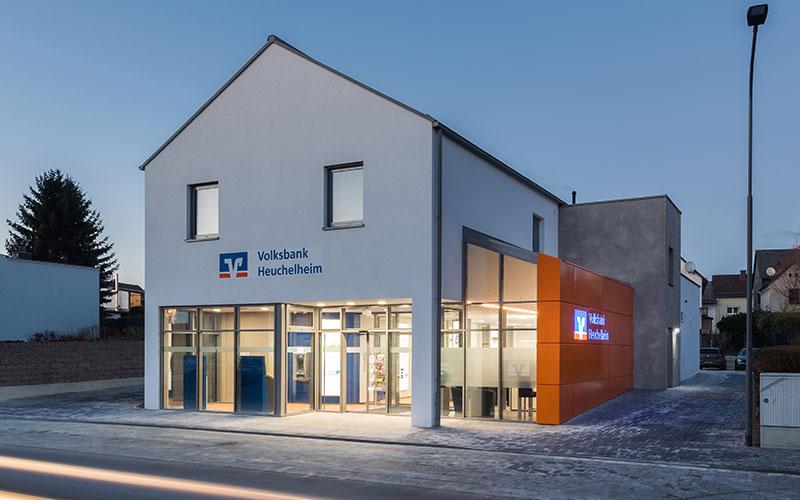 Volksbank Heuchelheim