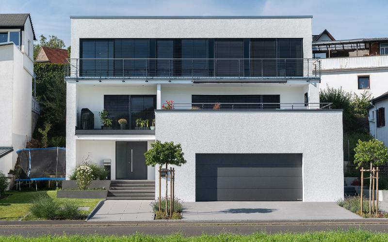 Um-/Anbau + energetische Sanierung Wohnhaus